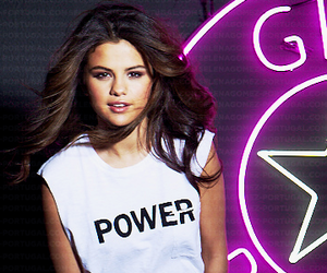 clothes, selena gomez, and hair image