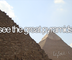 before i die and pyramid image