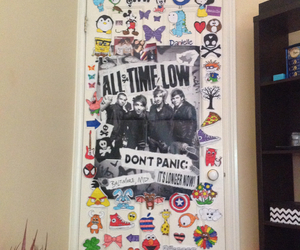 all time low, awesome, and bedroom image