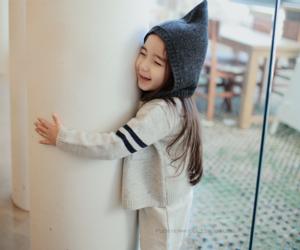 beautiful, kiddy, and oriental image