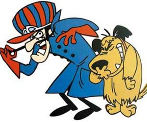 dick dastardly, lovely, and wacky races image