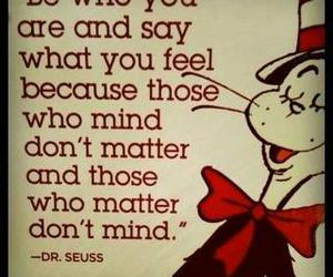 motivational and Dr. Suess image