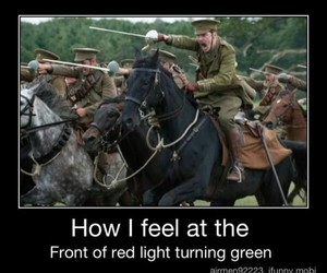 funny and green image