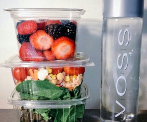 FRUiTS, salad, and voss image
