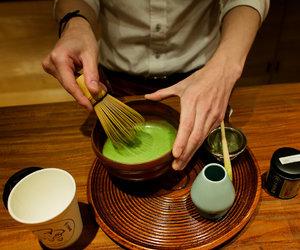 food, Matcha, and tea image