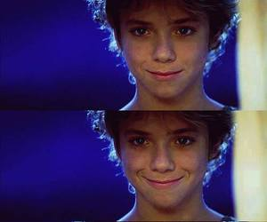 peter pan, smile, and boy image