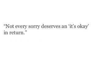 forgive, okay, and sorry image