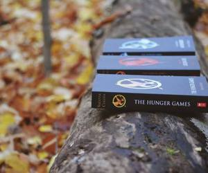 books and the hunger games image