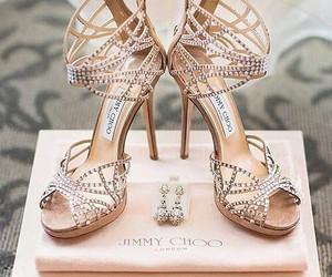 shoes, fashion, and Jimmy Choo image