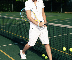 tennis and ross lynch image