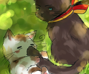 adorable, germany, and painting image