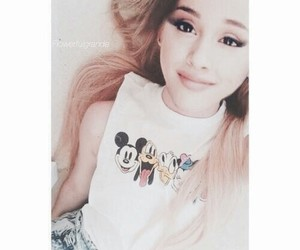ariana grande and disney image