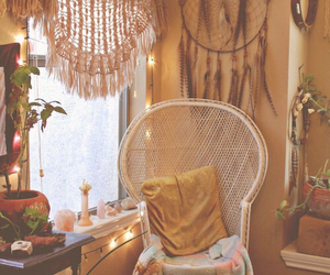 room, boho, and hipster image