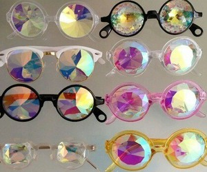 glasses and sunglasses image