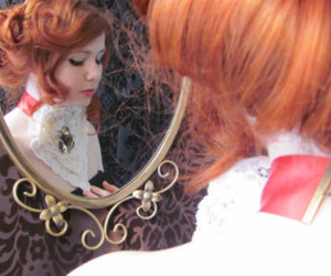 handmade, romantic, and vintage lace image