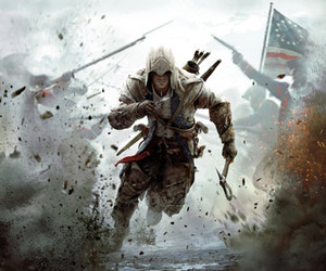 assassin's creed, Connor, and game image