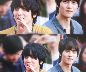 Jonghyun, yonghwa, and cn blue image