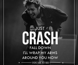 you me at six, Lyrics, and band image