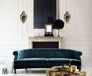 interior, interior design, and style image
