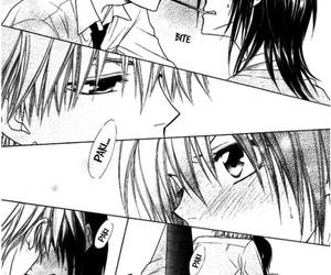 manga, anime, and kaichou wa maid sama image