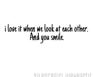 quote, eyecontact, and fallinginlove image
