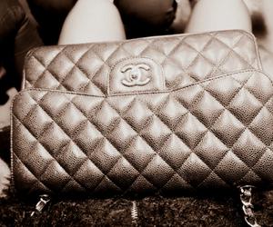 bag, blogger, and chanel image