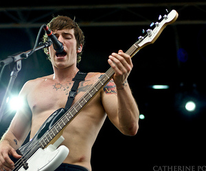 all time low and zack merrick image