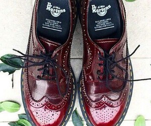 dr martens, fashion, and shoes image