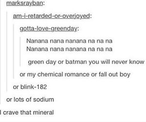 batman, fall out boy, and funny image