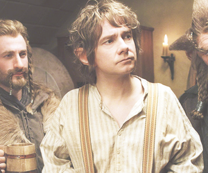 fili, thehobbit, and bilbobaggins image