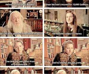 harry potter, mean girls, and boohoo image