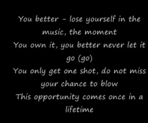 eminem and lose yourself image