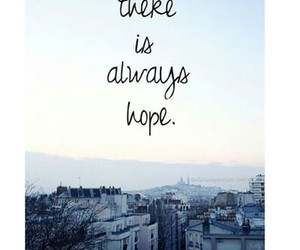 always, hope, and maybe image