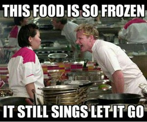funny, frozen, and let it go image