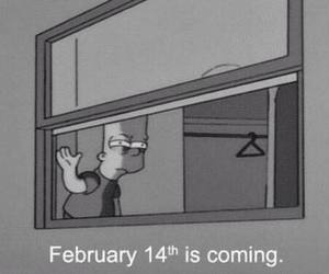love, february, and bart image
