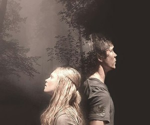 the 100, clarke griffin, and bellarke image