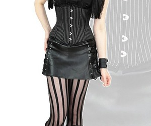 boots, corsets, and corset image