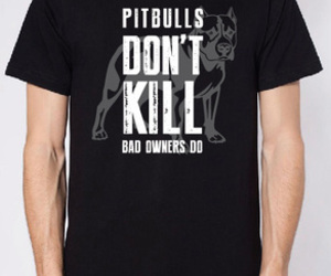 dogs, pitbull, and puppies image