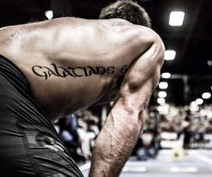 fitness, inspiration, and crossfit image