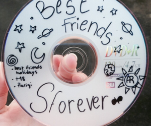 best friend, forever, and grunge image