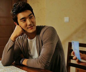 siwon choi, smile, and super junior image