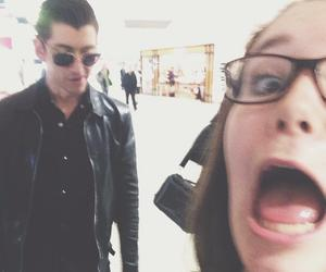 alex turner, arctic monkeys, and fan image