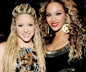 shakira and beyoncé image
