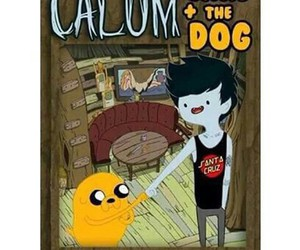 adventure time, calum hood, and band image
