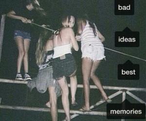 memories, bad, and grunge image