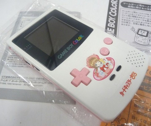 pink, game boy, and kawaii image