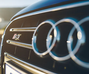 audi, fast, and luxury image