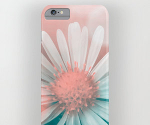 case, floral, and flower image