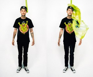 mike fuentes, pierce the veil, and the world tour image