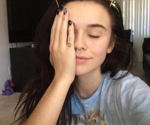 girl, tumblr, and acacia brinley image